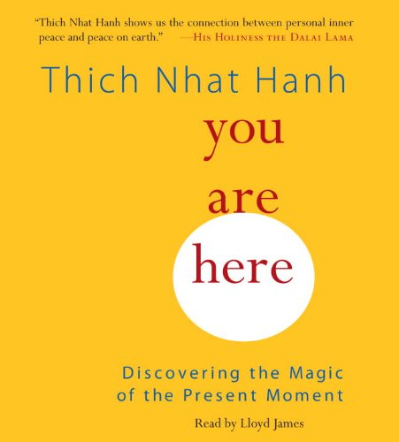 9781590307274: You Are Here: Discovering the Magic of the Present Moment