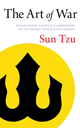 9781590307281: The Art of War: Translation, Essays, and Commentary by the Denma Translation Group