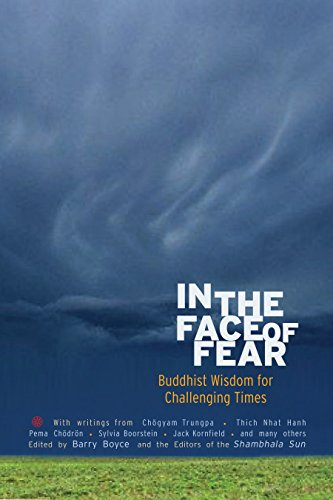 In the Face of Fear: Buddhist Wisdom for Challeng