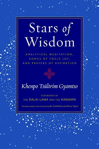 9781590307755: Stars of Wisdom: Analytical Meditation, Songs of Yogic Joy, and Prayers of Aspiration