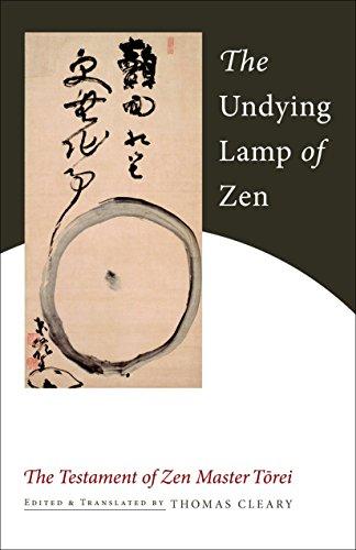 Undying Lamp of Zen: Enji Torei