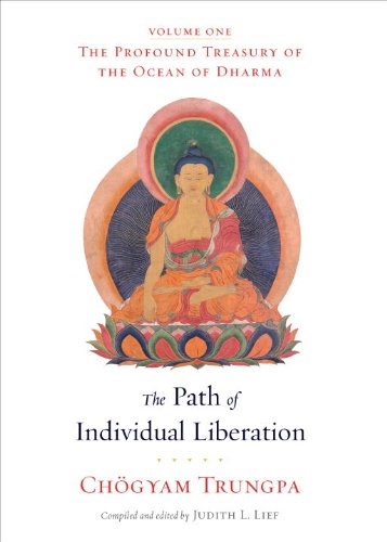 9781590308028: The Path of Individual Liberation: The Profound Treasury of the Ocean of Dharma, Volume One