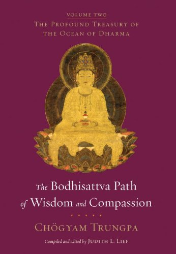 9781590308035: The Bodhisattva Path of Wisdom and Compassion: The Profound Treasury of the Ocean of Dharma, Volume Two