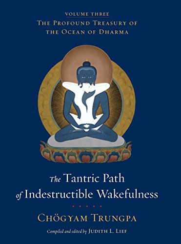 The Tantric Path of Indestructible Wakefulness (Volume Three: The Profound Treasury of the Ocean ...