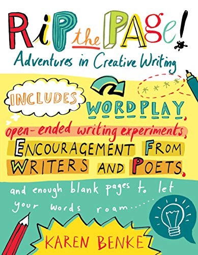 9781590308127: Rip the Page!: Adventures in Creative Writing