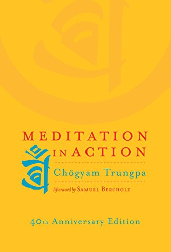 Meditation in Action (159030876X) by Trungpa, Chogyam
