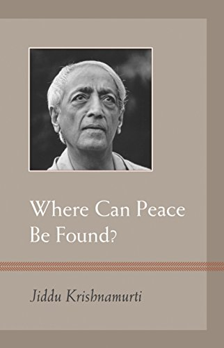 9781590308783: Where Can Peace Be Found?