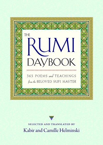 9781590308943: The Rumi Daybook: 365 Poems and Teachings from the Beloved Sufi Master
