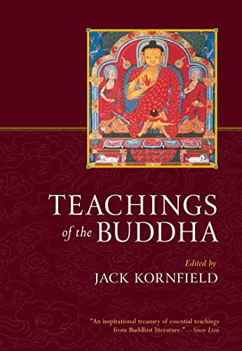 9781590308974: Teachings of the Buddha
