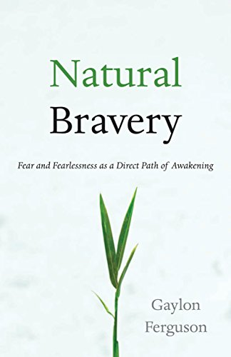 9781590309735: Natural Bravery: Fear and Fearlessness as a Direct Path of Awakening