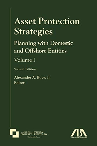 9781590310205: Asset Protection Strategies, Volume I: Planning with Domestic and Offshore Entities (Volume II)