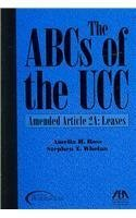 The ABCs of the Ucc: Boss, Amelia H.