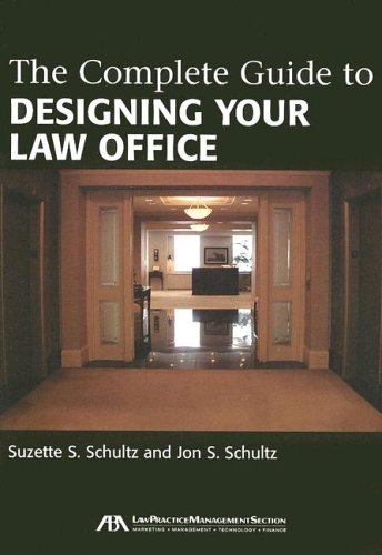 9781590314814: The Complete Guide to Designing Your Law Office