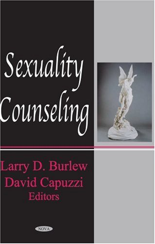 9781590331729: Sexuality Counseling