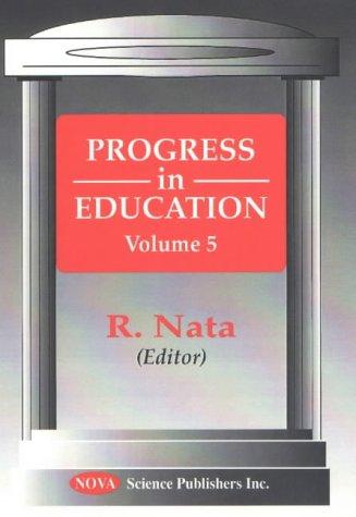 Progress in Education: v.5: Vol 5