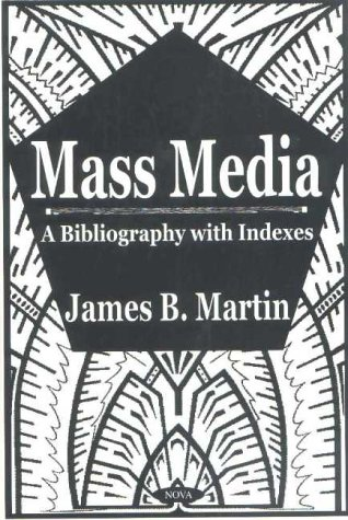 9781590332627: Mass Media: A Bibliography With Indexes