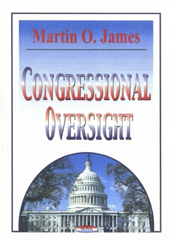 9781590333013: Congressional Oversight