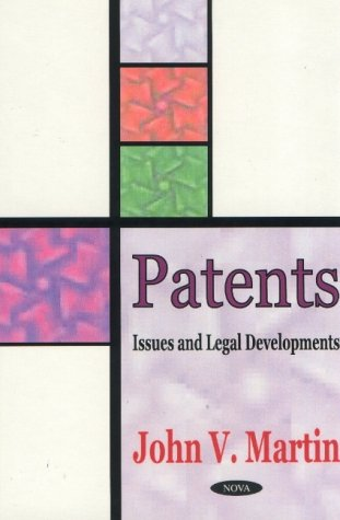 Patents: Martin, John V.
