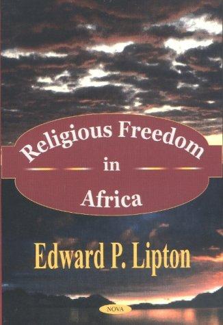 Religious Freedom in Africa (Hardback)