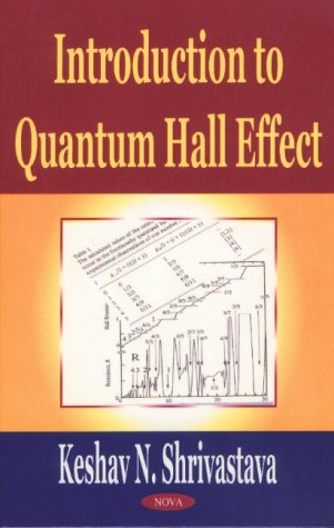 Introduction to Quantum Hall Effect (Hardback): Keshav N. Shrivastava