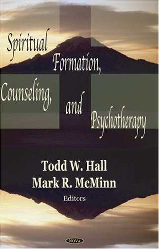 9781590334539: Spiritual Formation, Counseling, and Psychotherapy
