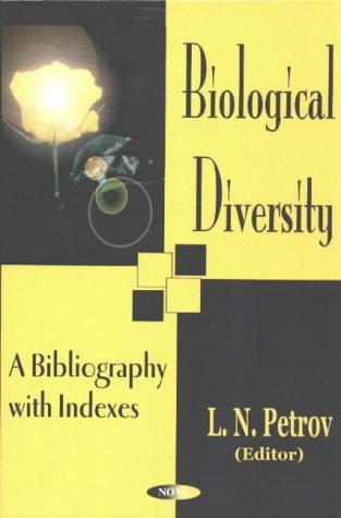 Biological Diversity (Hardback)