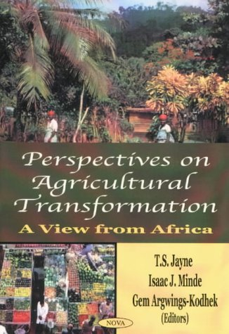 9781590335369: Perspectives on Agricultural Transformation: A View from Africa