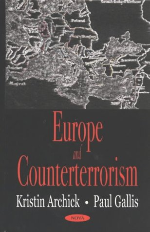 9781590336755: Europe and Counterterrorism