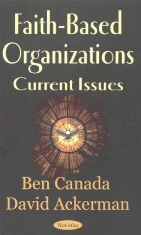 9781590337080: Faith-Based Organizations: Current Issues