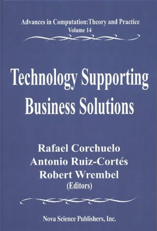 Technology Supporting Business Solutions (Hardback)