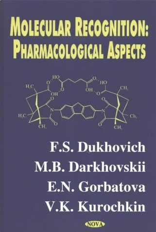 9781590338872: Molecular Recognition: Pharmacological Aspects