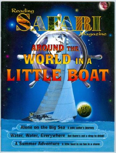 9781590341667: Reading Safari Magazine: Around the World in a Little Boat