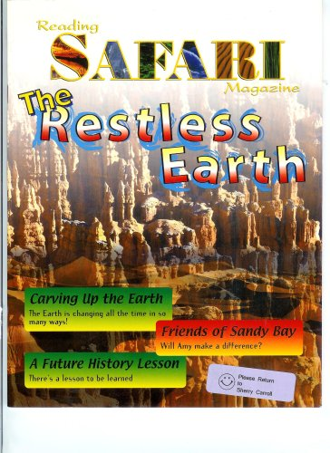 The Restless Earth (Reading Safari Magazine): Cara Torrance