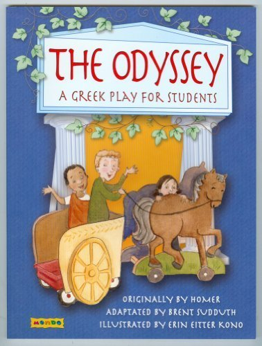 9781590348123: The Odyssey: A Greek Play for Students