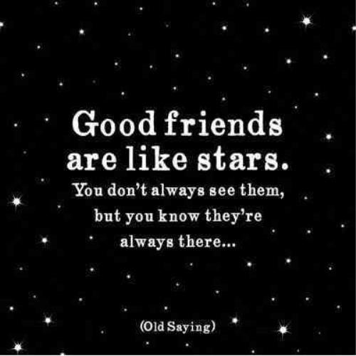 9781590352946: Good Friends Are Like Stars Address Book