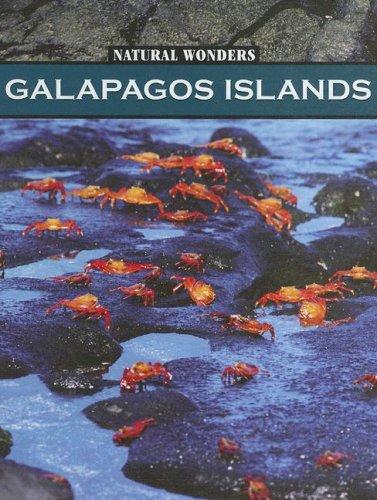 9781590364499: Galapagos Islands: A Unique Ecosystem (Natural Wonders)