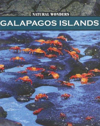 9781590364550: The Galapagos Islands (Natural Wonders)