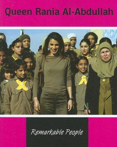 9781590366462: Queen Rania Al-Abdullah (Remarkable People)