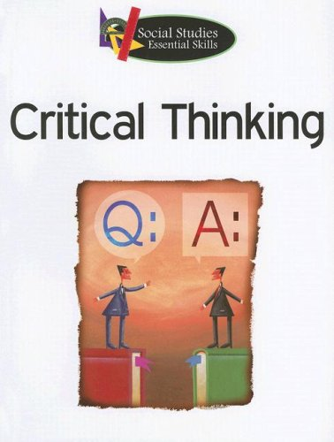 9781590367568: Critical Thinking (Social Studies Essential Skills)