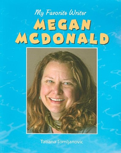 9781590369296: Megan McDonald (My Favorite Writer)