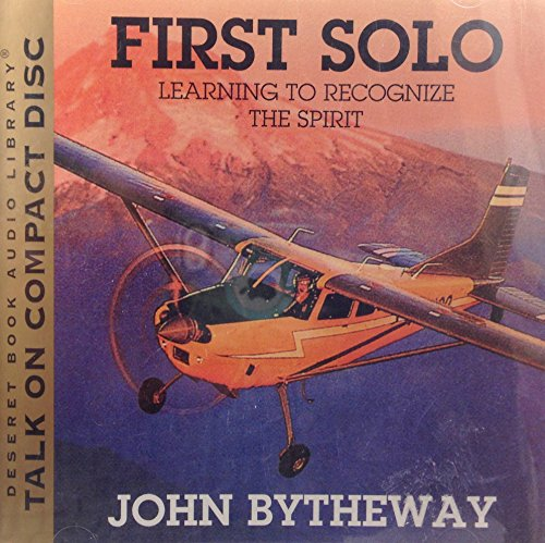 9781590381984: First Solo: Learning to Recognize the Spirit
