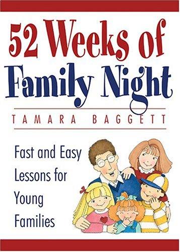 52 Weeks Of Family Night: Fast and: Tamara Baggett