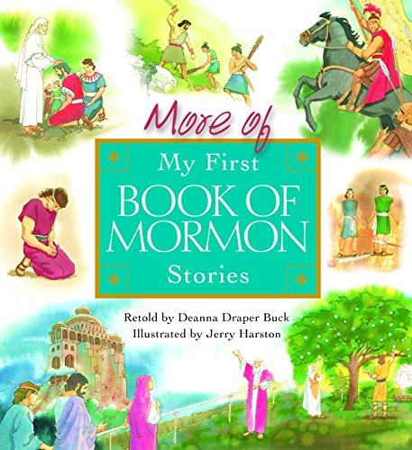 9781590384022: More Of My First Book Of Mormon Stories