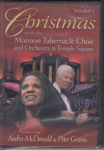 9781590385166: Vol. 2-Christmas With the Mormon Tabernacle Choir