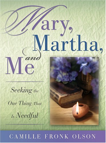 9781590385470: Mary, Martha, And Me