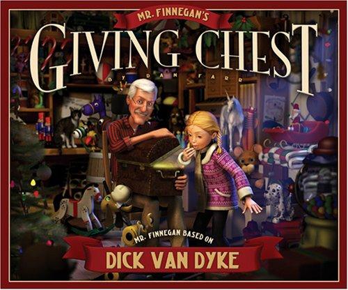 Mr. Finnegan's Giving Chest with CD (Audio): Farr, Dan