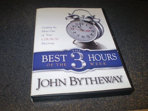 9781590385951: Best Three Hours of the Week
