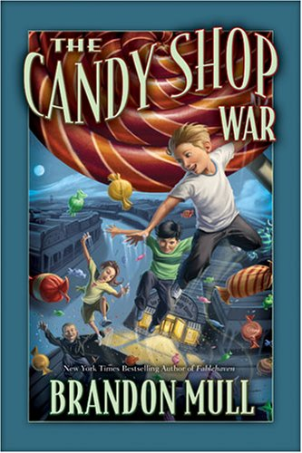 9781590387832: The Candy Shop War