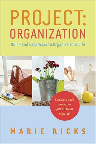 Project: Organization: Marie Ricks