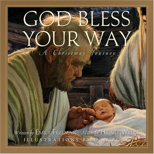 9781590388068: God Bless Your Way: A Christmas Journey